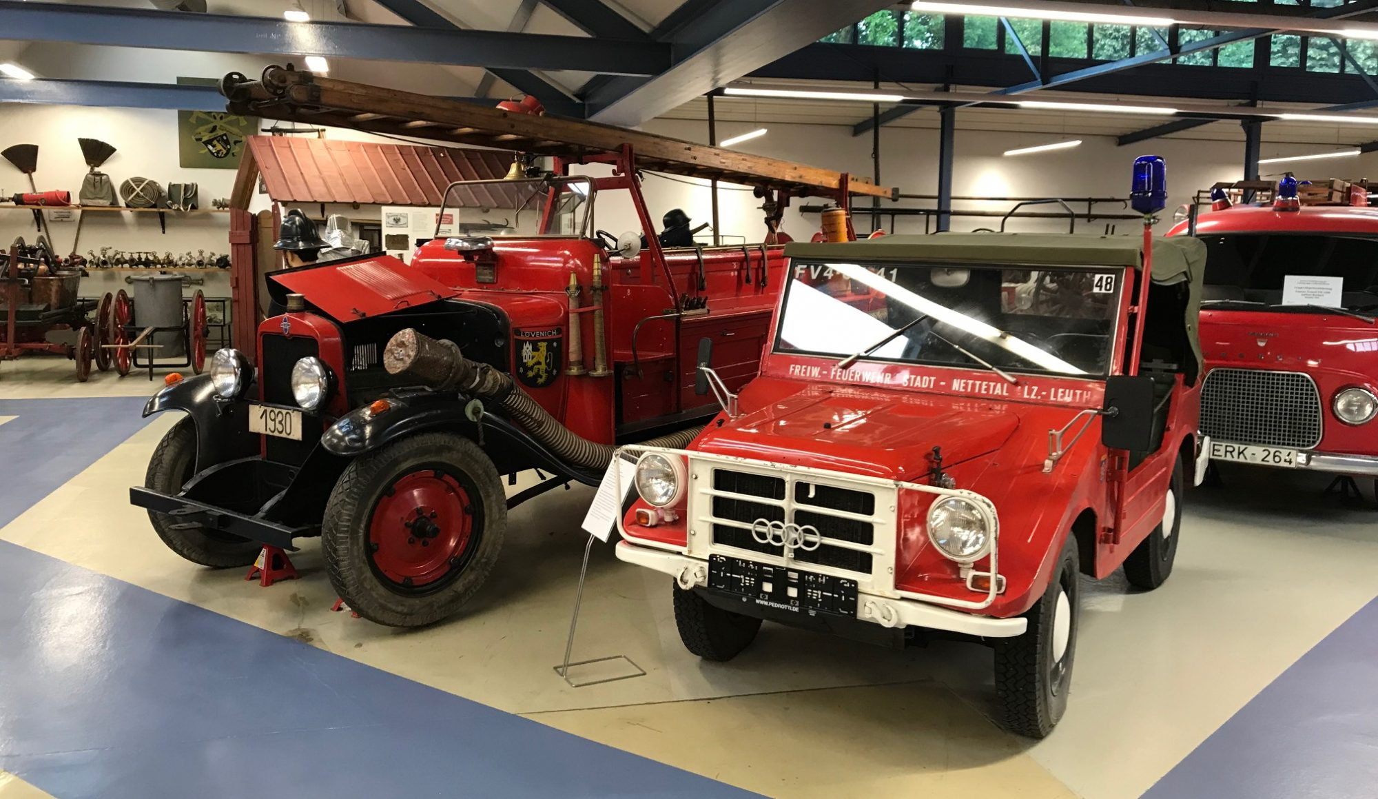Rheinisches Feuerwehrmuseum Lövenich